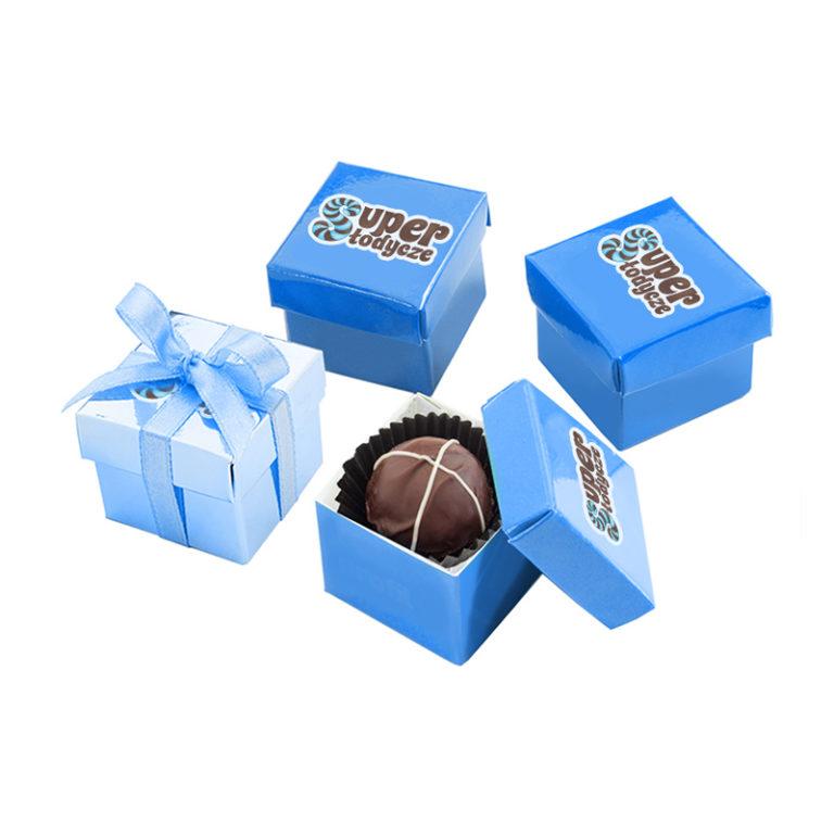 Produkty reklamowe w postaci słodyczy są bardzo popularne