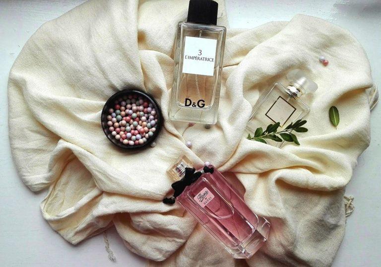 Popularne zapachy dla kobiet