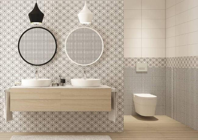 Jakiego koloru płytki ceramiczne macie w swojej łazience?